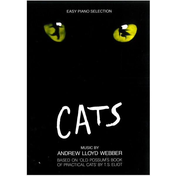 Lloyd Webber, Andrew - Cats (easy piano selection)