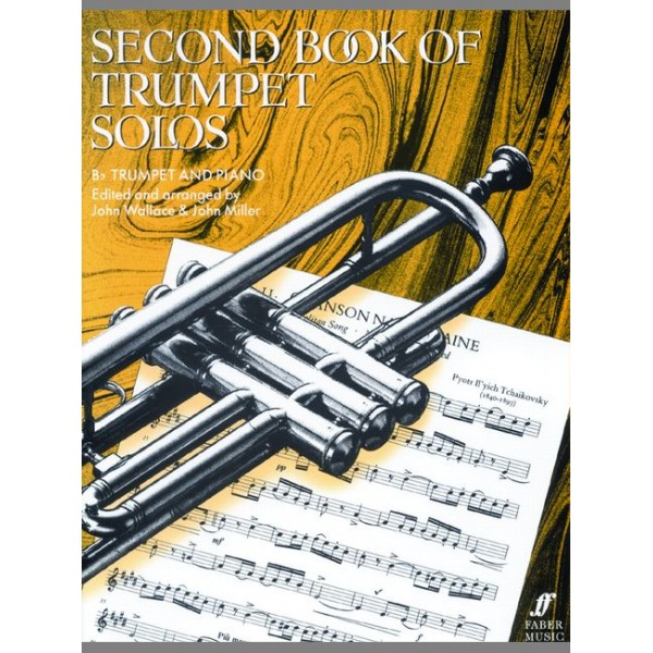 Wallace, J - Second Book of Trumpet Solos (complete)