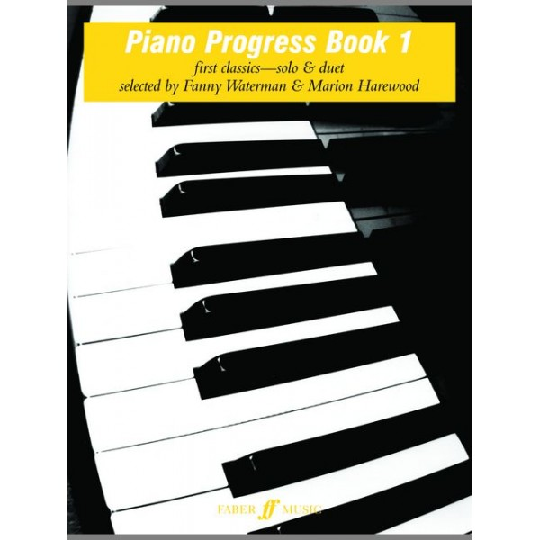 Waterman, F - Piano Progress. Book 1