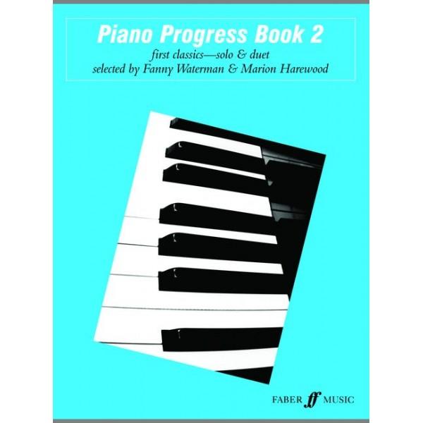 Waterman, F - Piano Progress. Book 2