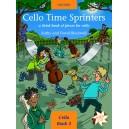 Cello Time Sprinters + Audio - Blackwell, Kathy Blackwell, David