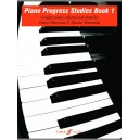 Waterman, F - Piano Progress Studies. Book 1