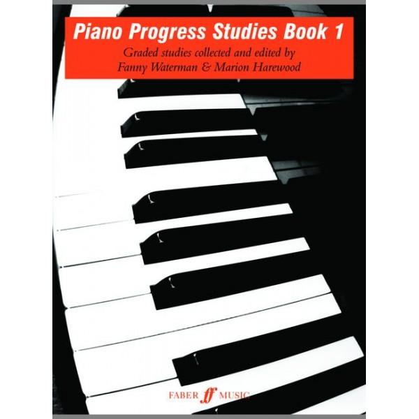 Waterman, F - Piano Progress Studies. Book 1