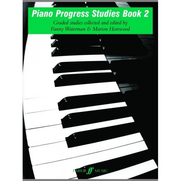 Waterman, F - Piano Progress Studies. Book 2