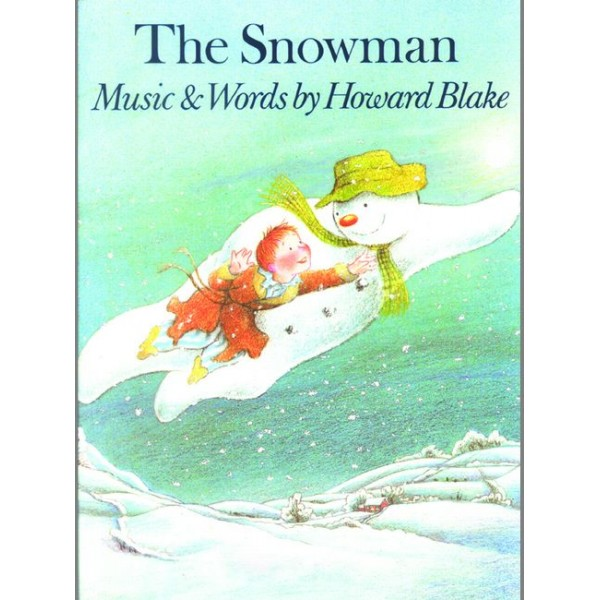 Blake, Howard - Snowman Suite, The (flute and piano)