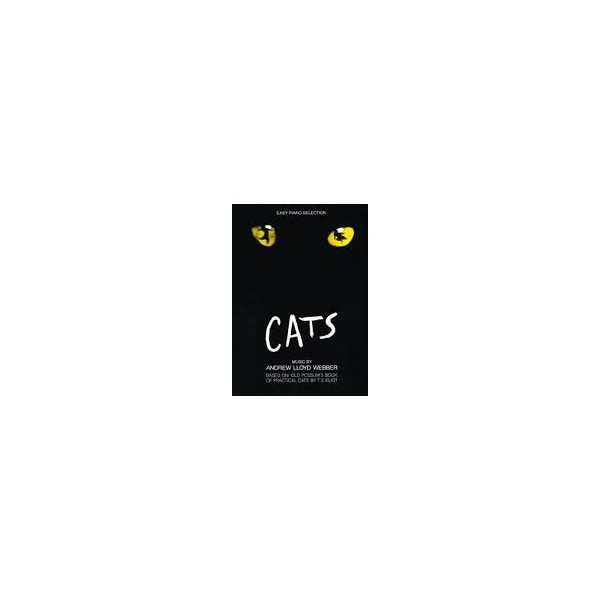 Lloyd Webber, Andrew - Cats (easy piano picture book)