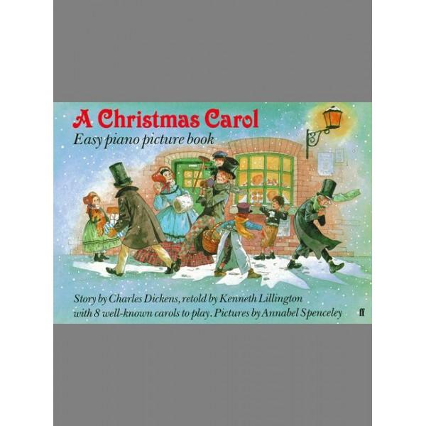 Lillington, Kenneth - Christmas Carol (easy pno picture book)