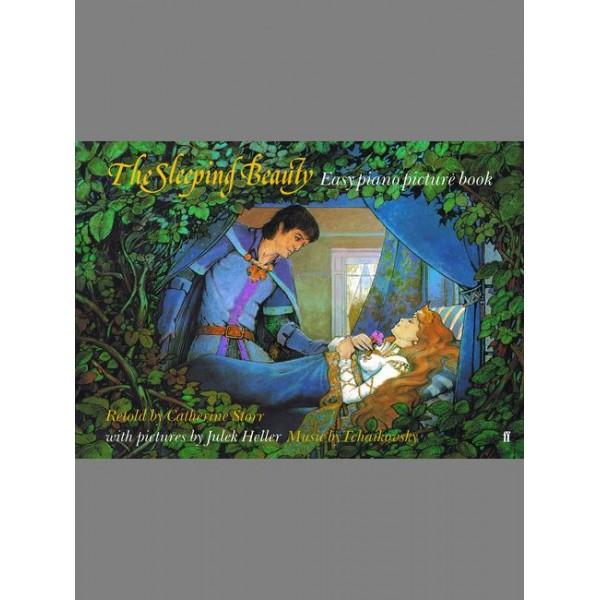 Tchaikovsky, Peter Ilyich - Sleeping Beauty (easy piano picture bk)