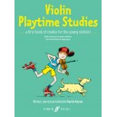 De Keyser, Paul - Violin Playtime Studies (solo violin)