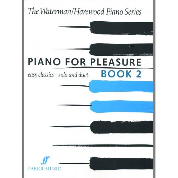 Waterman, F - Piano for Pleasure. Book 2