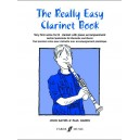 Harris, Paul & Davies, J - Really Easy Clarinet Book (with piano)