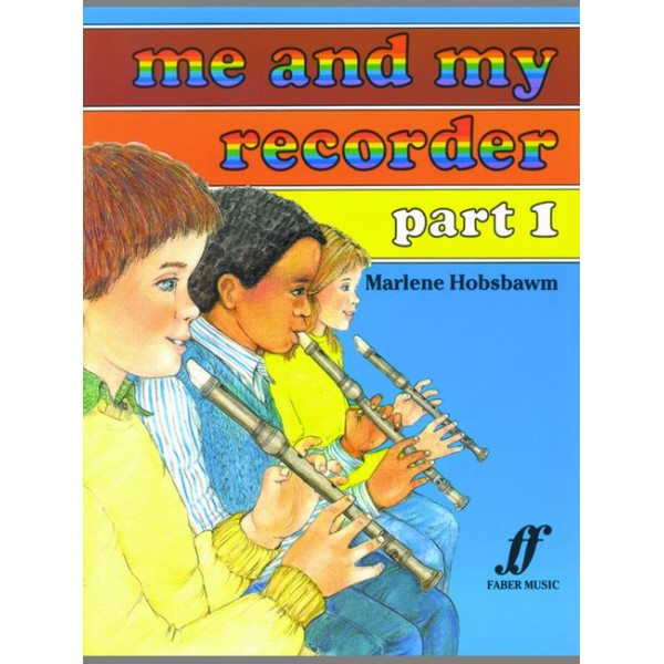 Hobsbawm, Marlene - Me and My Recorder Part 1