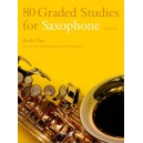 Harris, Paul & Davies, J - 80 Graded Studies for Saxophone. Book 1