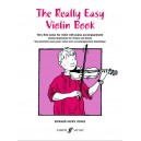 Huws Jones, Edward - Really Easy Violin Book (with piano)