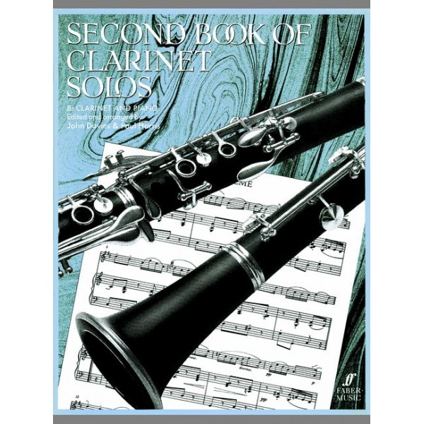 Davies, J - Second Book of Clarinet Solos (complete)