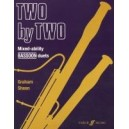 Sheen, Graham - Two by Two (bassoon duets)