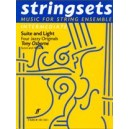 Osborne, Tony - Suite & Light. Stringsets (score &parts)