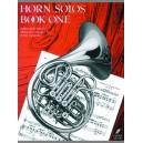 Campbell, Arthur (editor) - Horn Solos. Book 1 (horn and piano)