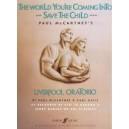 McCartney, Paul - World Into/Save the Child (voice & pno)