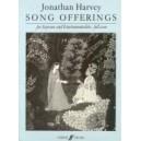 Harvey, Jonathan - Song Offerings (score)