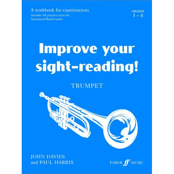 Davies, J - Improve your sight-reading! Trumpet 1-5