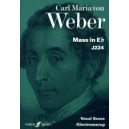 Weber, Carl Maria von - Mass in E flat (vocal score)