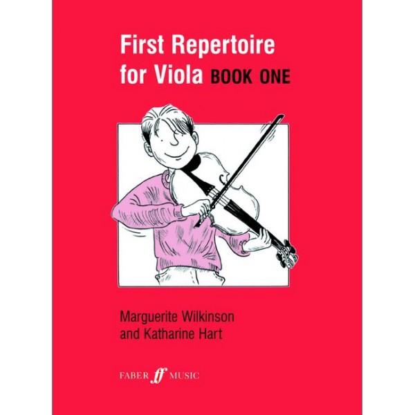 Wilkinson, M - First Repertoire for Viola. Book 1