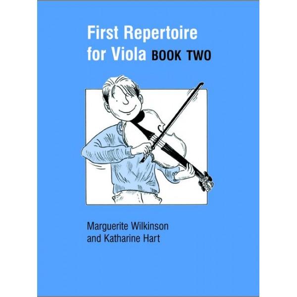 Wilkinson, M - First Repertoire for Viola. Book 2