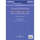 Brown, Tim (editor) - French Chansons. SATB accompanied (CPS)