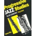 Rae, James - Progressive Jazz Studies 1 (clarinet)