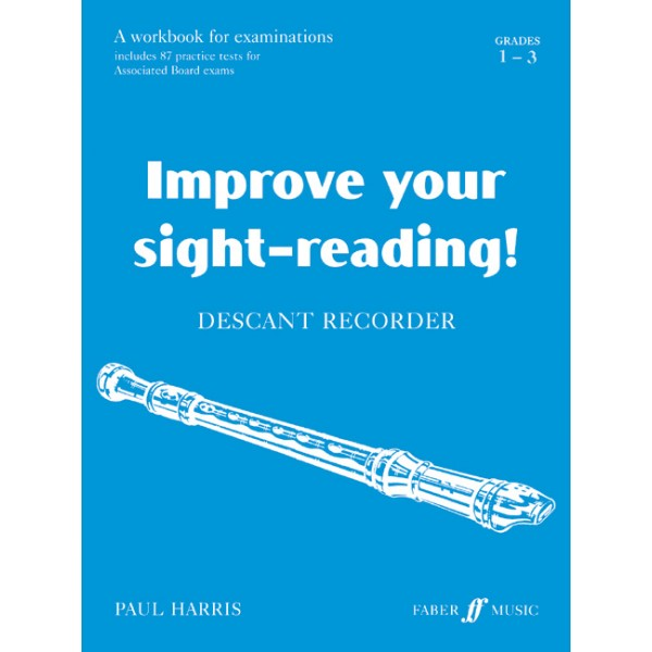 Harris, Paul - Improve your sight-reading! Descant 1-3