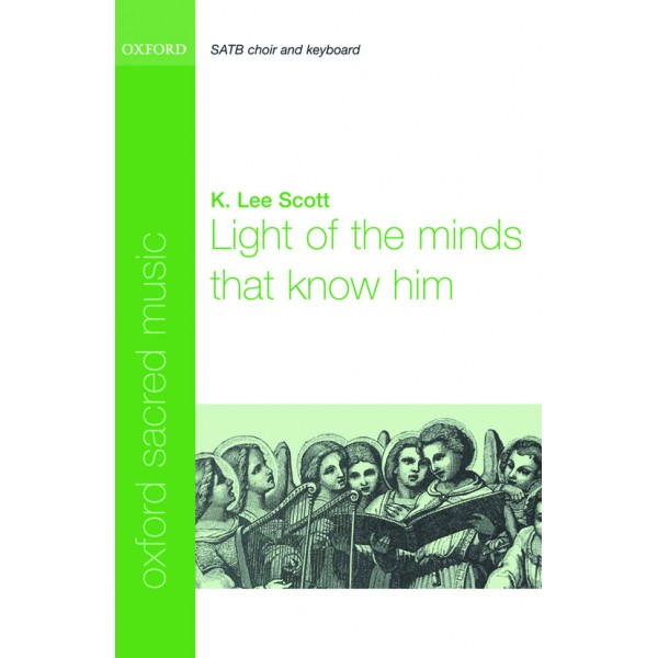 Light of the minds that know him - Scott, K. Lee