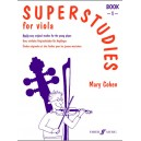 Cohen, Mary - Superstudies. Book 1 (solo viola)