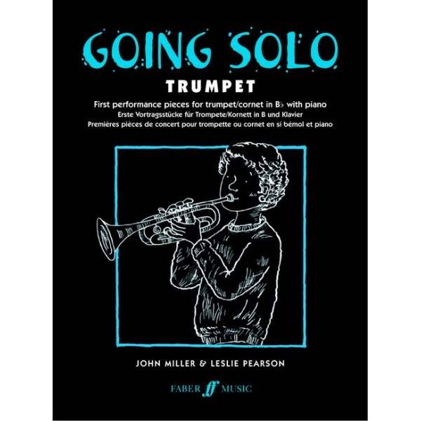Miller, John - Going Solo (trumpet and piano)