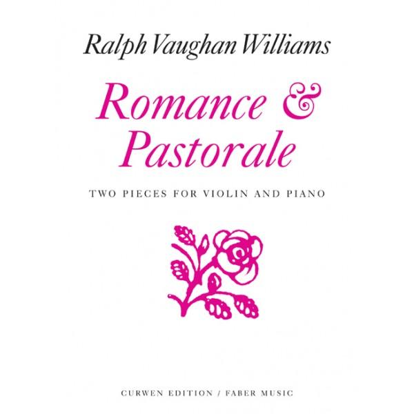 Vaughan Williams, Ralph - Romance & Pastorale (violin and piano)
