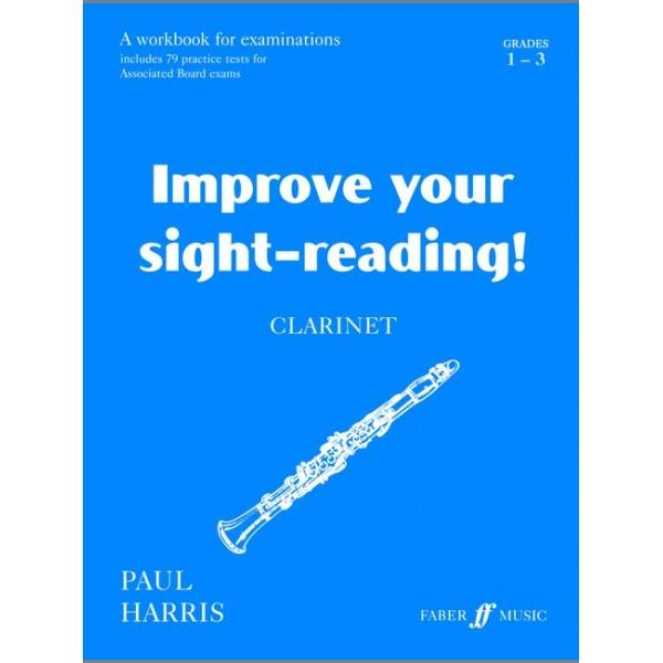Harris, Paul - Improve your sight-reading! Clarinet 1-3