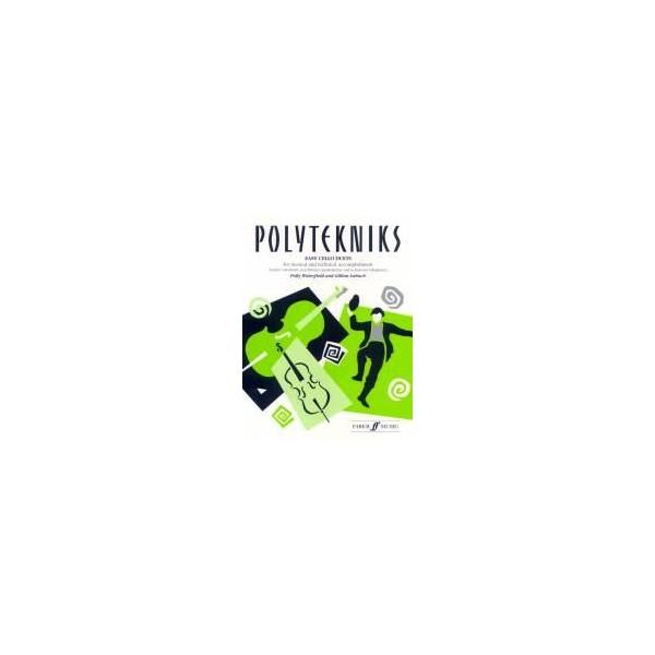 Waterfield, P - Polytekniks (easy cello duets)