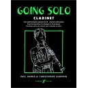 Harris, Paul - Going Solo for Clarinet