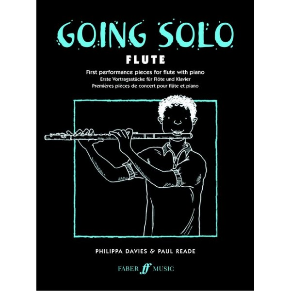 Davies, P - Going Solo (flute and piano)
