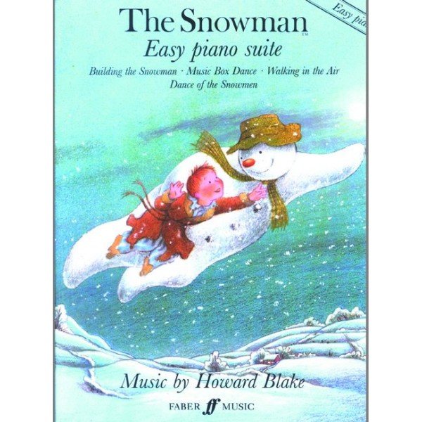 Blake, Howard - Snowman Suite, The (easy piano)
