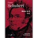 Schubert, Franz - Mass in G (vocal score)