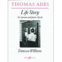Adès, Thomas - Life Story (soprano and piano)