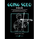 Huws Jones, Edward - Going Solo (violin and piano)