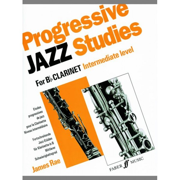 Rae, James - Progressive Jazz Studies 2 (clarinet)