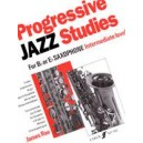 Rae, James - Progressive Jazz Studies 2 (saxophone)