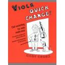 Cohen, Mary - Quick Change (solo viola)