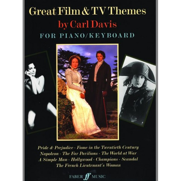 Davis, Carl - Great Film and TV Themes (piano)