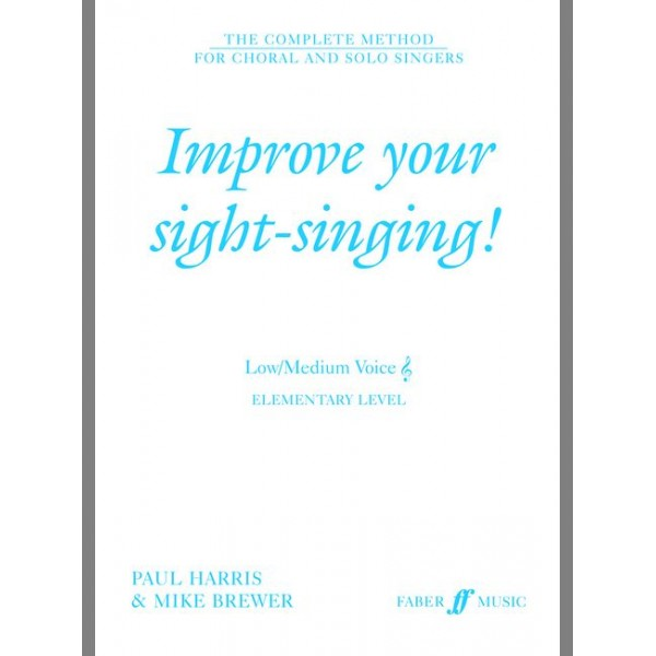 Harris, P - Improve your sight-singing! El. L/M Treb