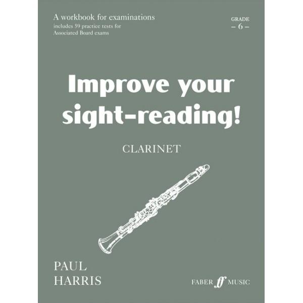 Harris, Paul - Improve your sight-reading! Clarinet 6
