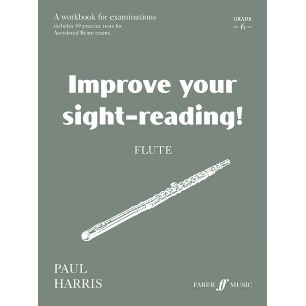 Harris, Paul - Improve your sight-reading! Flute 6